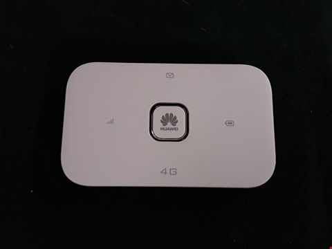 Lot 1059 BOXED HUAWEI 4G POCKET SIZED MOBILE WI-FI