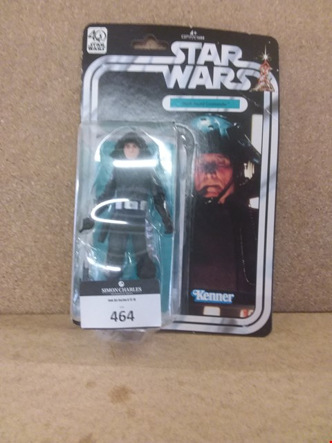 Lot 464 A BRAND NEW BOXED STAR WARS DEATH SQUAD COMMANDER