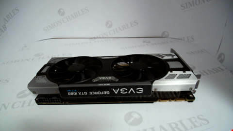 Lot 17137 EVGA GEFORCE GTX 1080 FTX GRAPHICS CARD