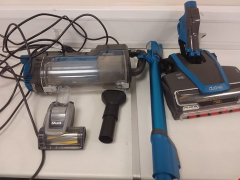 Lot 670 SHARK HZ400UKT CORDED STICK VACUUM CLEANER