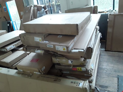 Lot 9124 PALLET OF ASSORTED FLAT PACK FURNITURE PARTS