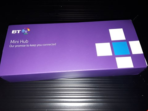 Lot 56 BOXED BT MINI HUB