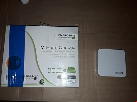 Lot 8063 ENERGENIE MI HOME GATEWAY