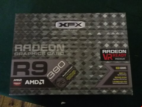 Lot 86 BOXED XFX RADON GRAPHICS CARD