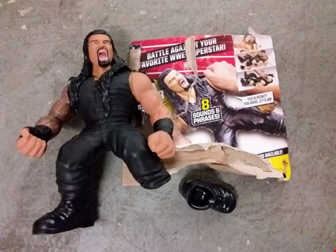 Lot 2084 WWE COUNT CRUSHERS - ROMAN REIGNS RRP £49.99