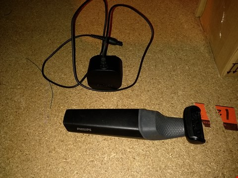 Lot 7163 PHILIPS SHAVER