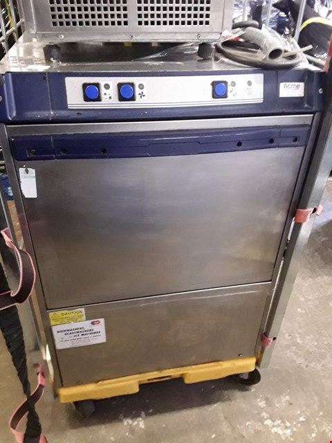 Lot 13567 COMMERCIAL CTM UNDERCOUNTER DISHWASHER