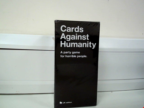 Lot 8048 CARDS AGAINST HUMANITY - UK EDITION