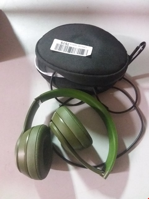 Lot 127 BEATS BY DRE STUDIO WIRELESS HEADSET
