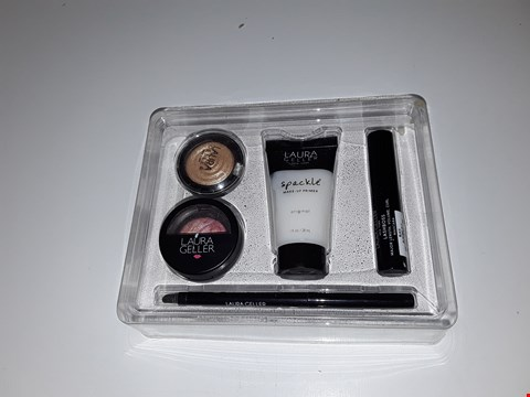 Lot 511 LAURA GELLER MAKE UP SET PRIMER, MASCARA, BLUSH