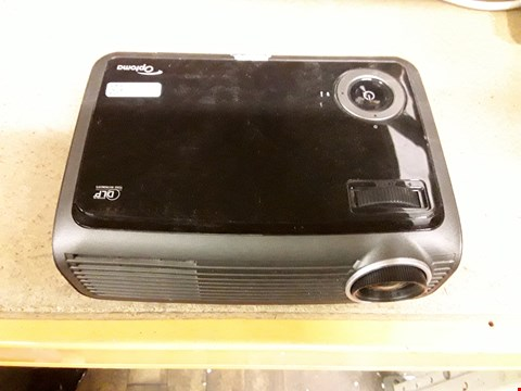 Lot 4110 OPTIMA EP726 DLP PROJECTION DISPLAY