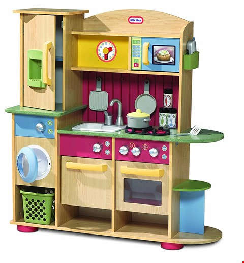 Lot 301 BOXED GRADE 1 LITTLE TIKES COOKIN' CREATIONS KITCHEN RRP £150