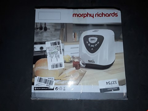 Lot 12734 MORPHY RICHARDS MULTI-USE FASTBAKE BREADMAKER