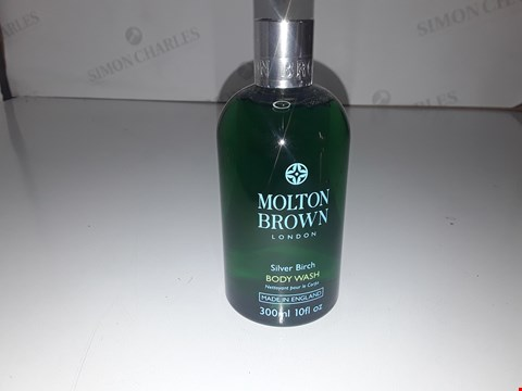 Lot 786 MOLTON BROWN LONDON SILVER BIRCH BODY WASH 300ML
