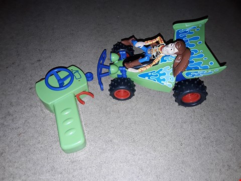Lot 4387 TOY STORY 4 WOODY BUGGY RRP £34.96
