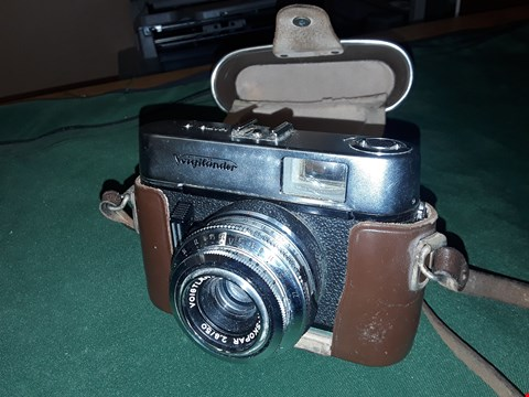 Lot 4036 VOIGTLANDER VITO C RETRO CAMERA