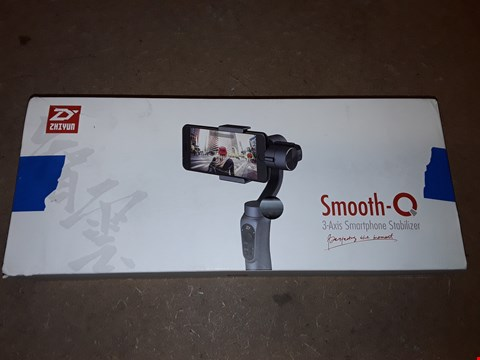 Lot 4394 ZHIYUN 3 AXIS SMART PHONE STABILIZER