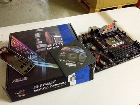 Lot 390 STRIX B250G GAMING MOTHERBOARD