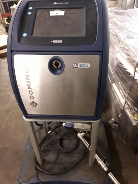 Lot 29 DOMINOE A320i PRINTER