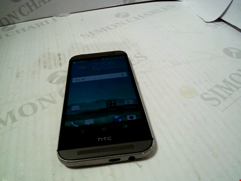 Lot 5265 HTC ONE M8 16GB ANDROID SMARTPHONE