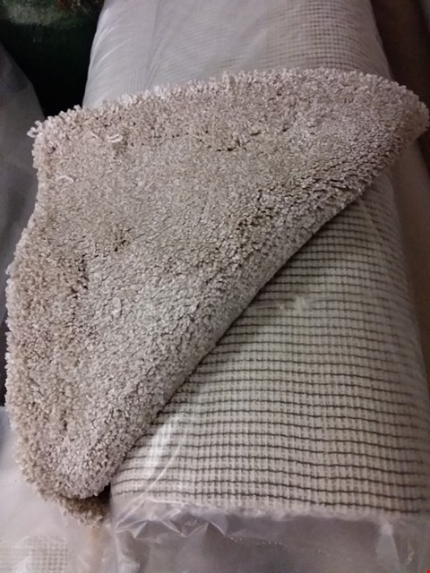 Lot 9017 ROLL OF SOPHISTICAT SUPREME COOKIE CRUMBLE CARPET APPROXIMATELY 5 X 1.67M