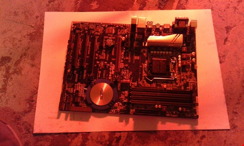 Lot 4284 ASUS MOTHERBOARD H170 PRO