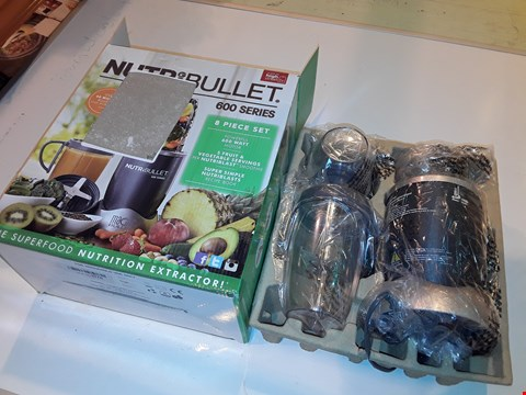Lot 1219 NUTRIBULLET 600 SERIES BLENDER