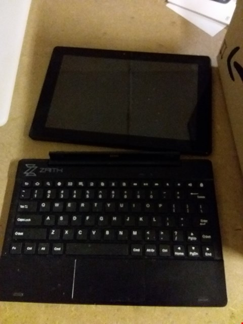 "Lot 37 ZAITH 2IN1 10.1"" INCH GOOGLE LAPTOP TABLET PC"