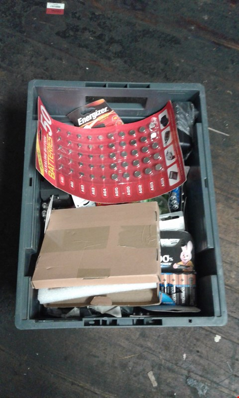 Lot 850 ASSORTED BATTERIES INC. DURACELL, PANASONIC, ENERGIZER