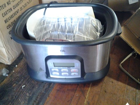 Lot 4061 EGL MULTICOOKER WITH SOUS VIDE