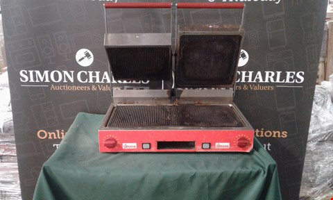 Lot 135 SIRMAN PANINI GRILL COMMERCIAL