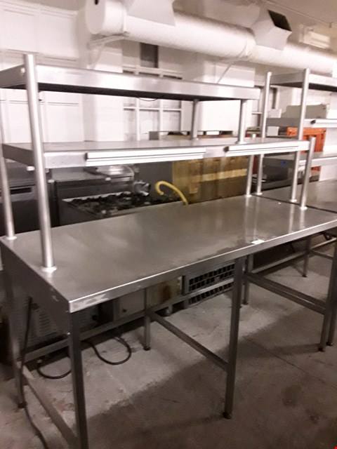 Lot 9042 HEATED KITCHEN PASS