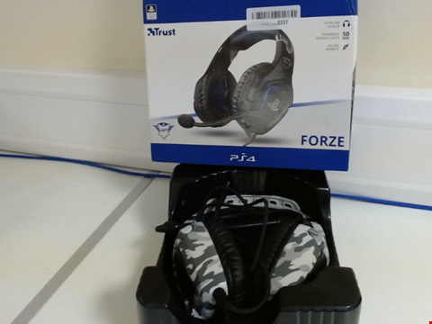 Lot 15157 TRUST FORZE-G GAMING HEADSET