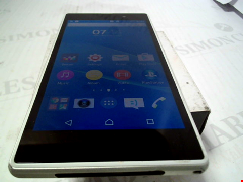 Lot 6086 SONY XPERIA Z1 ANDROID SMARTPHONE