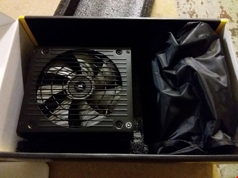 Lot 11 CORSAIR RM750X 80 PLUS GOLD, 750 W FULLY MODULAR ATX POWER SUPPLY UNIT - BLACK
