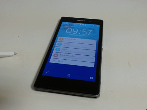 Lot 5110 SONY XPERIA ANDROID SMART PHONE