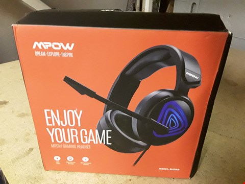 Lot 8291 MPOW BH318A GAMING HEADSET
