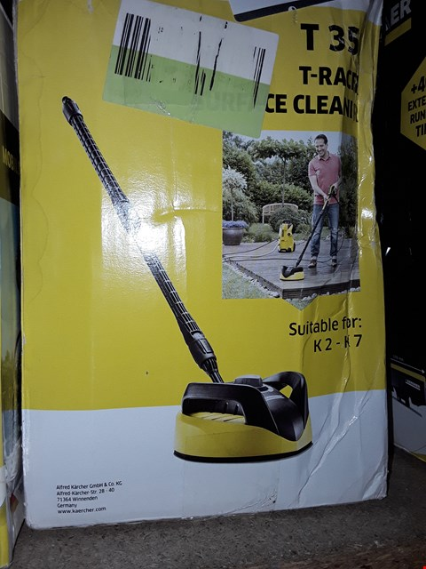 Lot 12554 KARCHER T350 SURFACE CLEANER