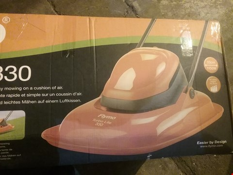 Lot 2792 FLYMO TURBO LITE 330 ELECTRIC HOVER MOWER