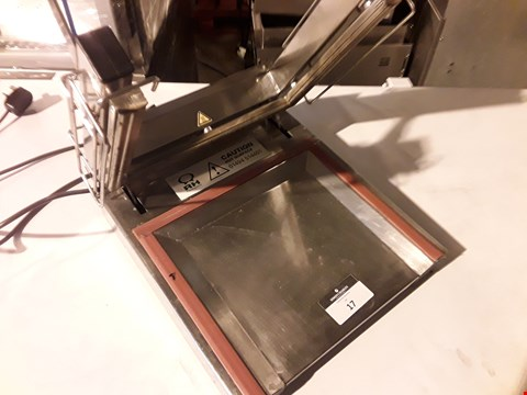 Lot 17 MISTRAL 350 COMMERCIAL HEAT SEALING SYSTEM