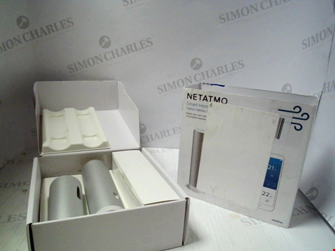 Lot 15789 NETATMO WEATHER STATION