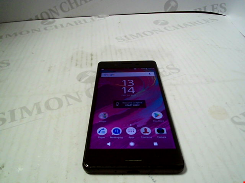 Lot 5268 SONY XPERIA X 32GB ANDROID SMARTPHONE
