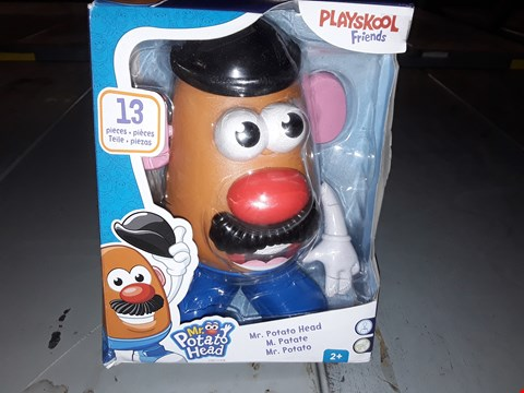 Lot 8 PLAY SCHOOL  ) MR POTATO HEAD