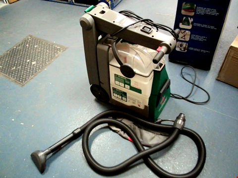 Lot 5064 BISSELL BIG GREEN DEEP CLEANING MACHINE