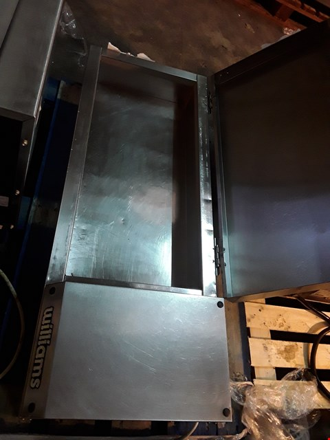 Lot 7081 WILLIAMS COUNTER TOP REFRIGERATED PREP UNIT