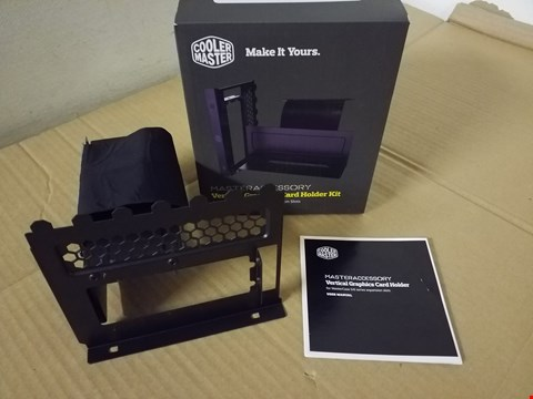 Lot 8041 COOLER MASTER VERTICAL GRAPHICS CARD HOLDER KIT