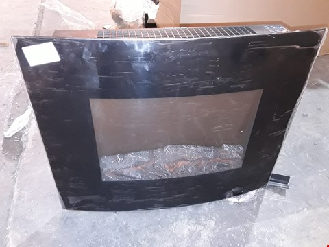 Lot 9089 FOCALPOINT INSET ELECTRIC FIRE EF755SLB-E