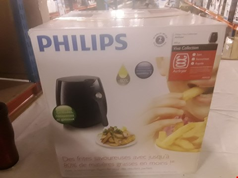 Lot 2073 PHILIPS VIVA COLLECTION AIR FRYER