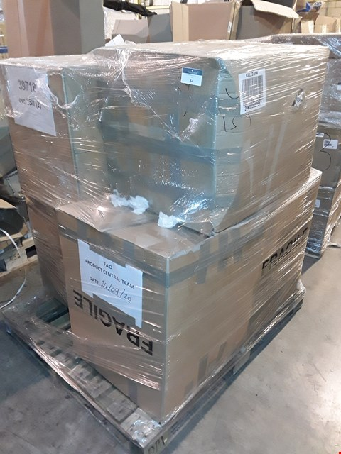 Lot 34 PALLET OF APPROXIMATELY 104 ASSORTED FOOTWEAR AND CLOTHING ITEMS, TO INCLUDE: