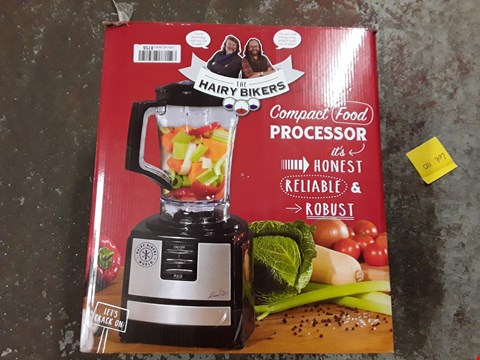 Lot 325 THE HAIRY BIKERS COMPACT FOOD PROCESSOR